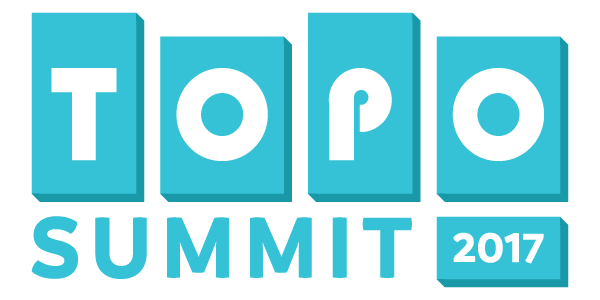 TOPO Sales and Marketing Summit 2017 logo