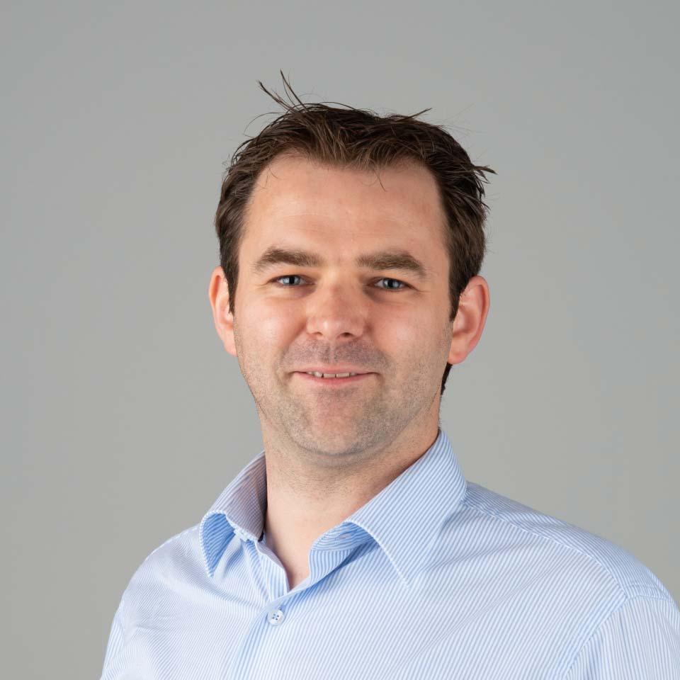 Jacob Quartier VP of Finance Showpad