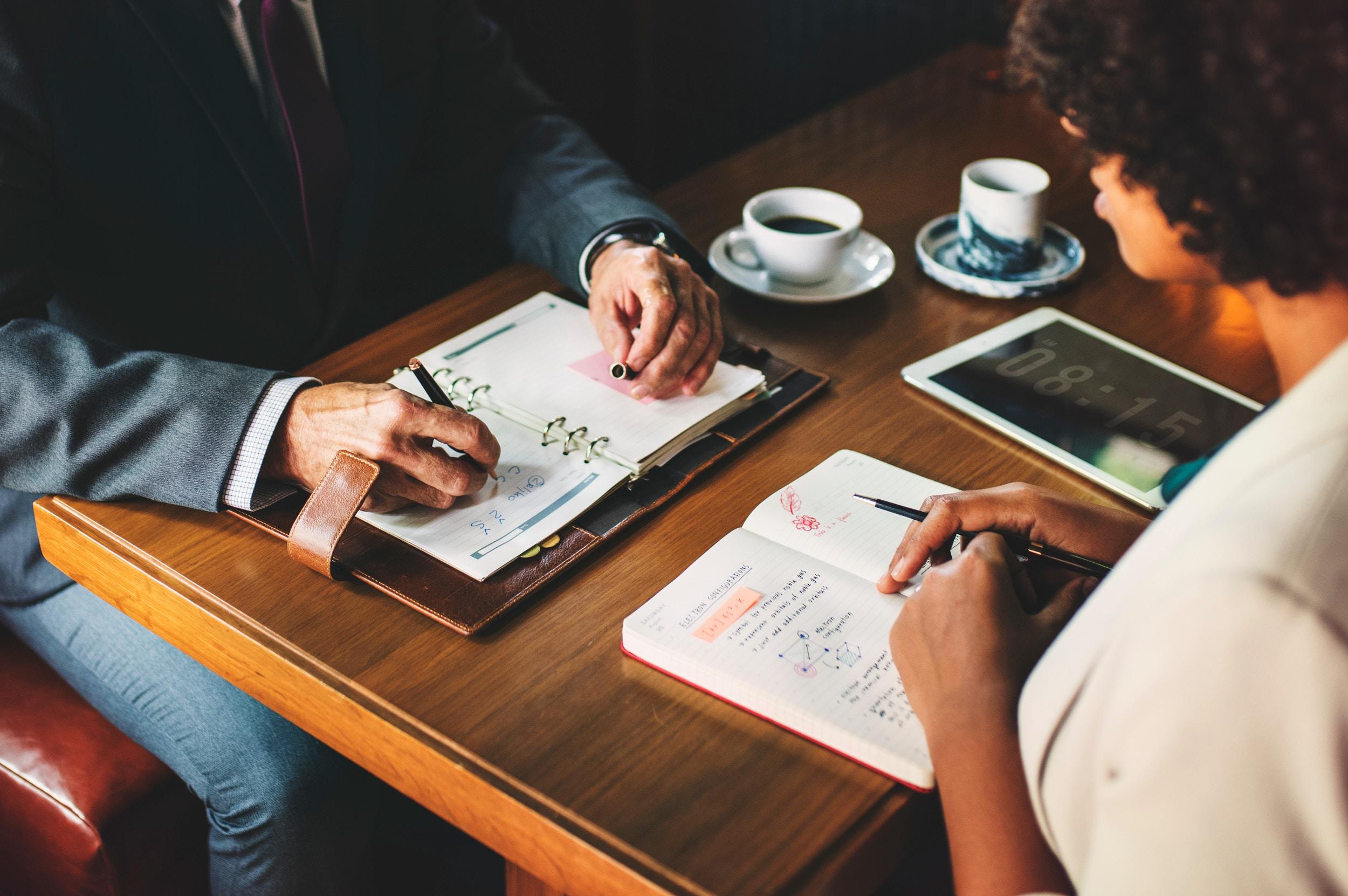 Élaboration d'une stratégie d'aide à la vente : Premières  étapes