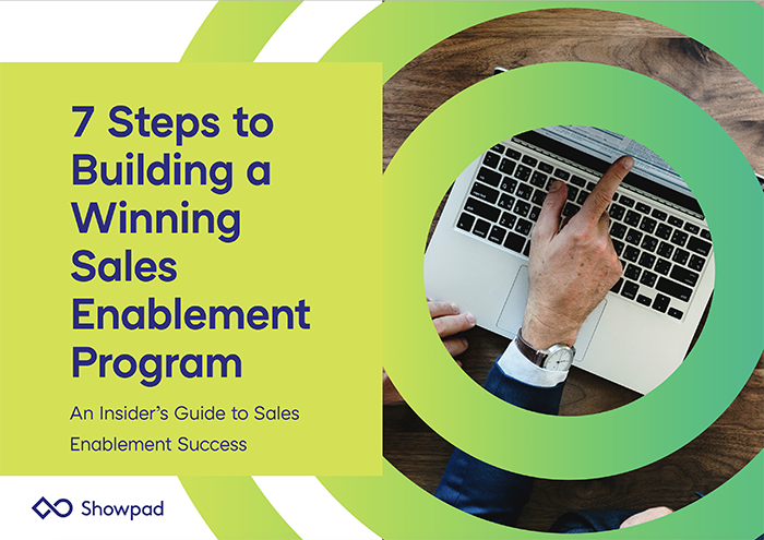 7 Steps to Building a Winning Sales Enablement Program