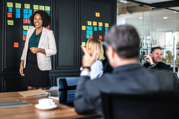 The Showpad Sales Transformation Maturity Model