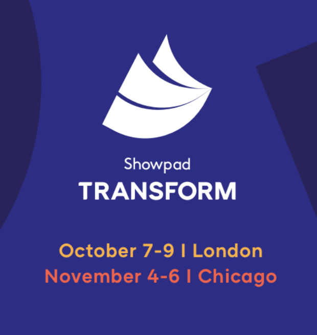 Showpad Transform 2019