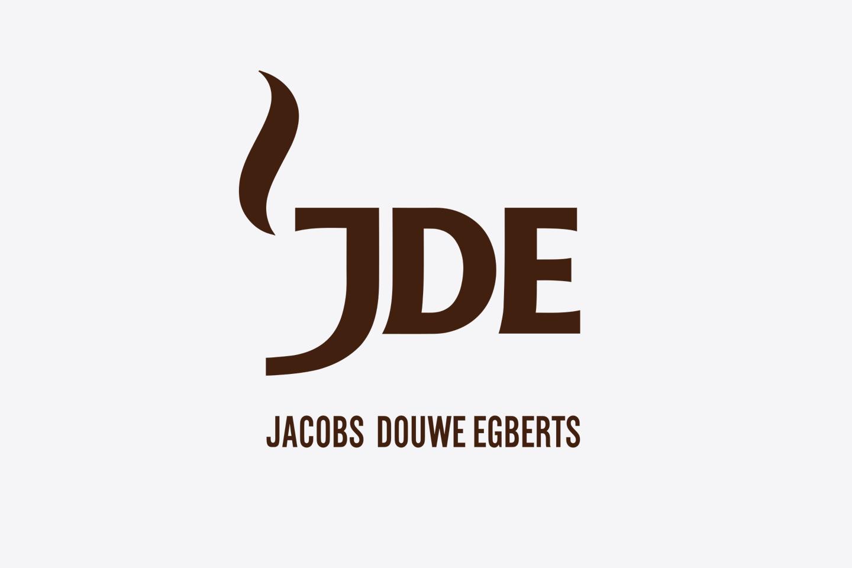 Jacobs Douwe Egberts Logo for Case Study