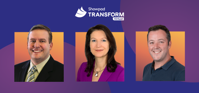 Three TRANSFORM sessions you can't miss