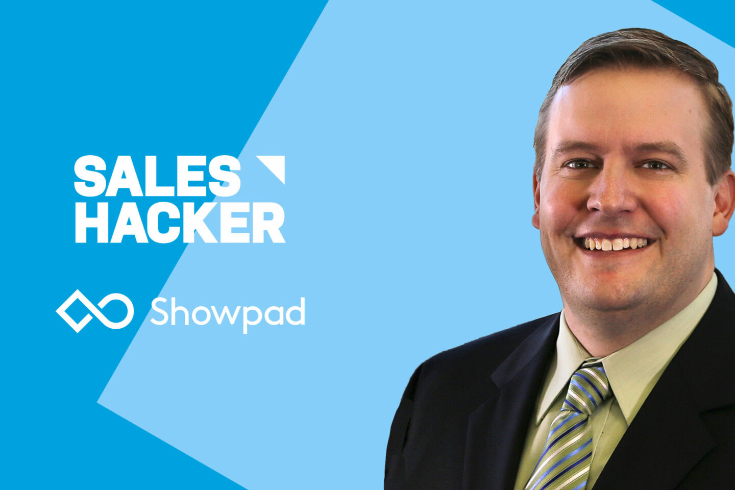 showpad sales hacker russell wurth