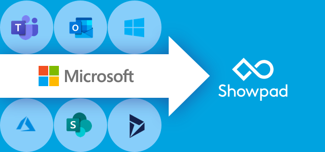 Microsoft Users See More Opportunities from Showpad