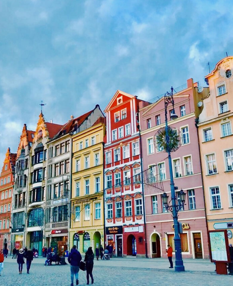 Benefits to working in the Wroclaw office