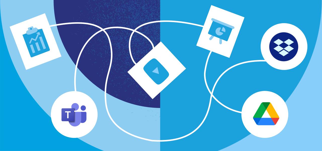 Relevante Marketing-Materialien erstellen und effizient verwalten